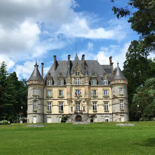 Chateau Bagnole de Lorne