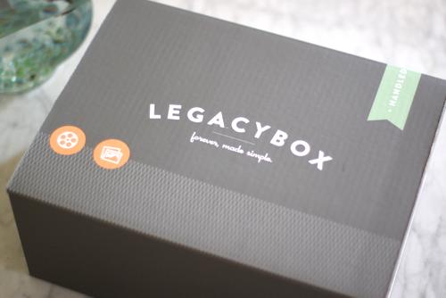 Legacy Box Sept 2016 - 1