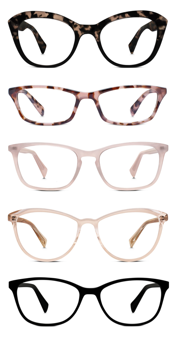 21bac8fc47 Best Glasses for Pixie Cuts - New Specs for Your New Haircut!