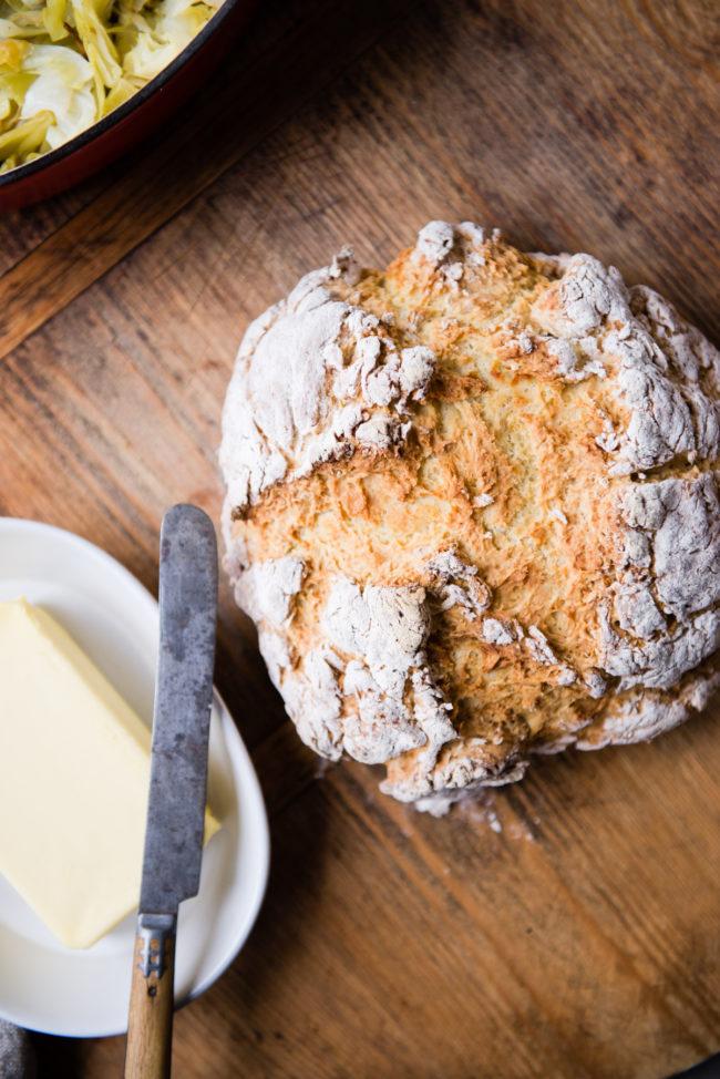 Irish Soda Bread   DesignMom.com