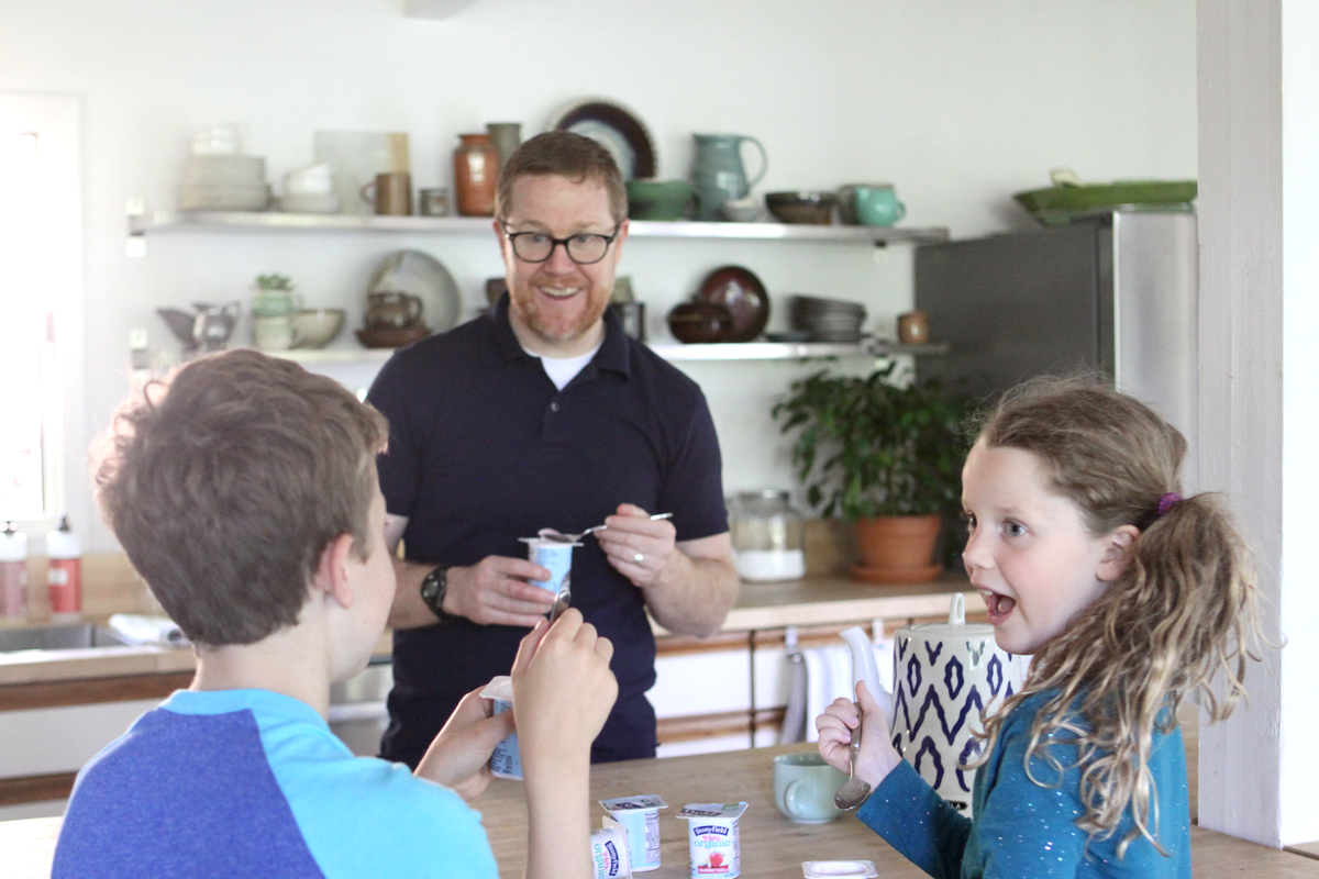 How to Make the Most of After School Conversations with Your Kids