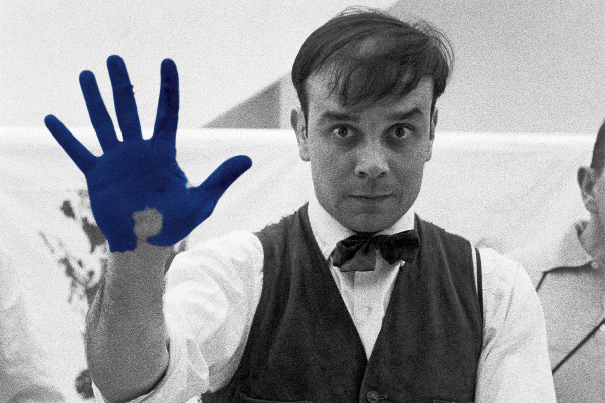 International Klein Blue Primer: A Short History for The Curious