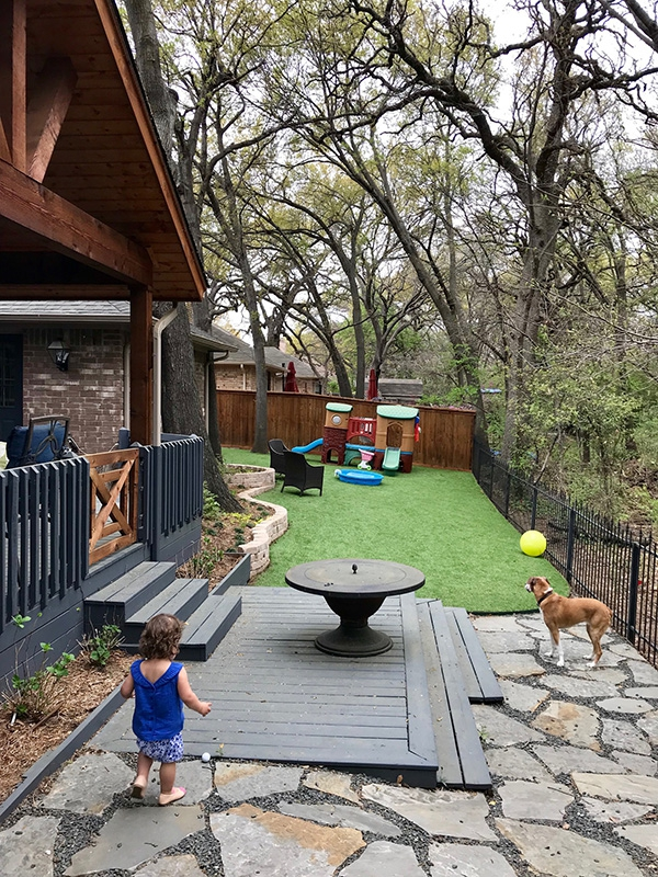 Living With Kids: Jordan Grantham featured by popular lifestyle blogger, Design Mom
