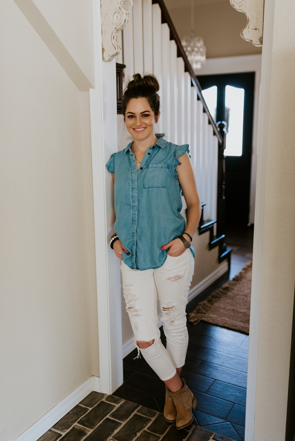 Living With Kids: Shayla Graham featured by popular lifestyle blogger, Design Mom
