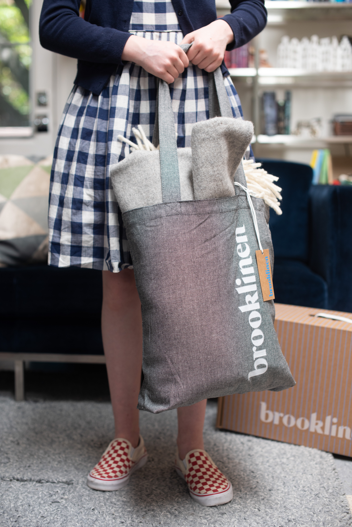 Brooklinen - The Best Sheets, Blankets & Towels You've Never Heard Of featured by popular lifestyle blogger, Design Mom