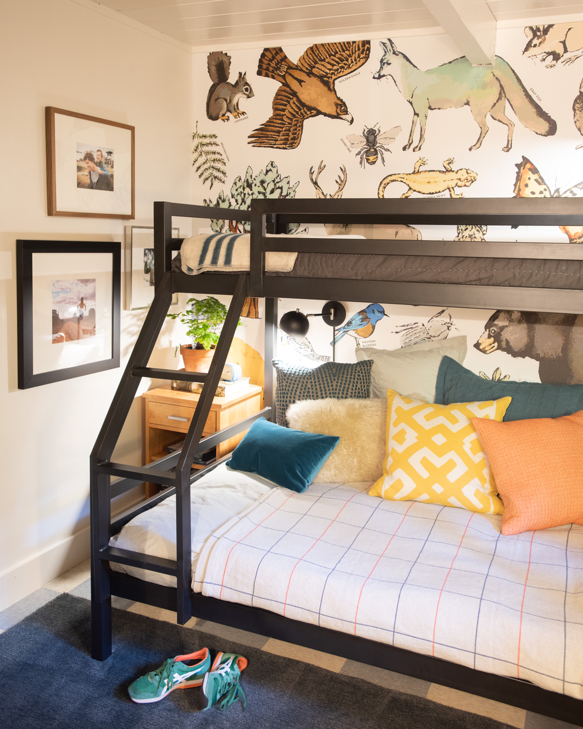 The Treehouse Boys Room Ideas Featured By Top Design Blog Mom