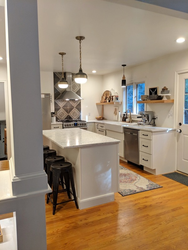 Living With Kids: Taryn Verde's Concord MA fasmily home featured by top design blog, Design Mom