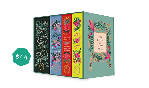 Top Gift Ideas for Teens featured by top life and style blog, Design Mom: image of Puffin in Bloom collection