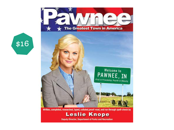 Top Gift Ideas for Teens featured by top life and style blog, Design Mom: image of Pawnee