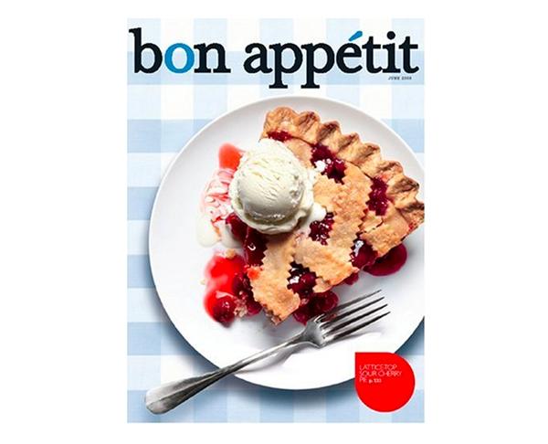 | Gifts for acquaintances featured by top US lifestyle blog, Design Mom: bon appetit subcription